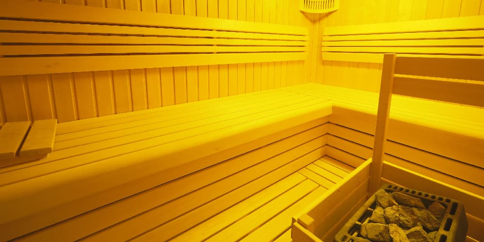beneficios cromoterapia saunas